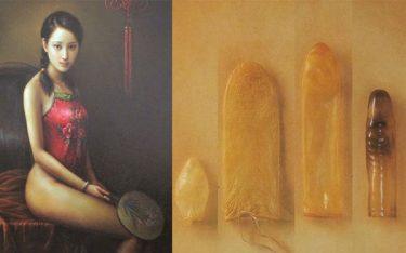 Phái đẹp thời xưa tránh thai bằng cách nào?