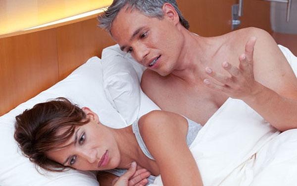 Rối loạn cương dương ở nam giới do thiếu kẽm