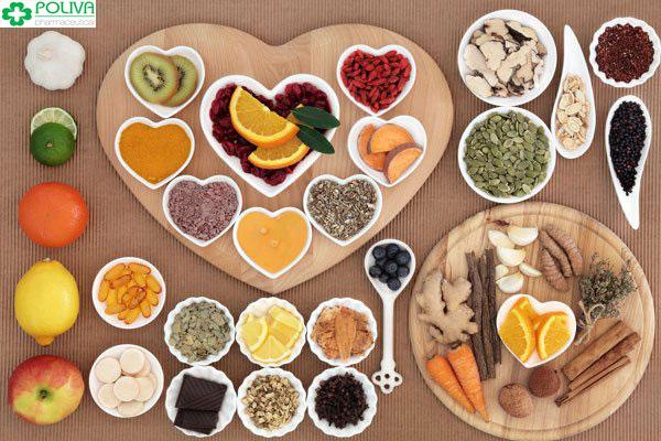 Những thực phẩm giàu Estrogen nên bổ sung vào thực đơn hàng ngày.