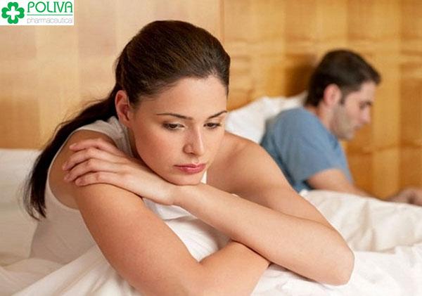 """Thiếu hụt Estrogen là nguyên nhân chính gây giảm ham muốn """"chăn gối""""."""
