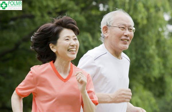 Tập thể dục thường xuyên giúp kéo dài thời gian quan hệ