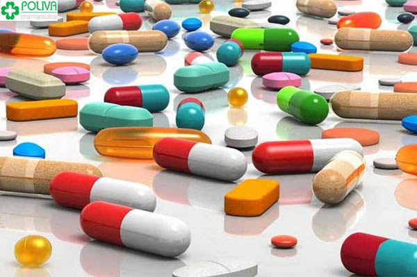 Danh mục đa dạng các sản phẩm thuốc