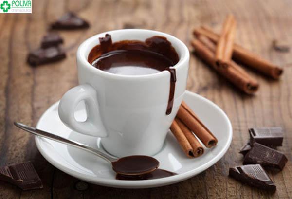 Hạt cacao nổi tiếng về khả năng làm hưng phấn tinh thần