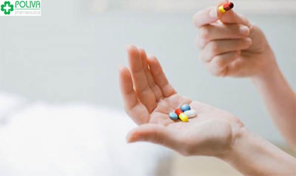 Sử dụng thuốc theo đúng chỉ dẫn của bác sỹ để đạt hiệu quả cao nhất