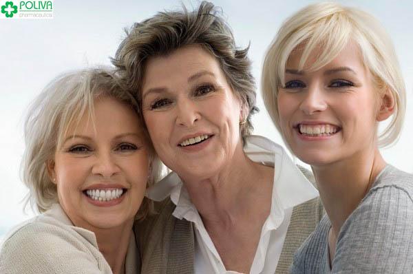 Phụ nữ mãn kinh trễ sẽ sống thọ hơn