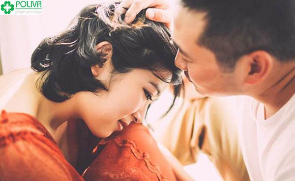Duy trì chuyện ấy đều đặn sẽ giúp đời sống vợ chồng thêm bền chặt