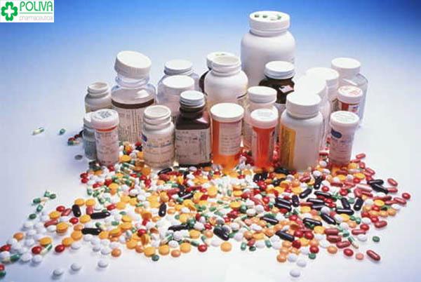 Các loại thuốc tăng cường sinh lý nữ Tây y