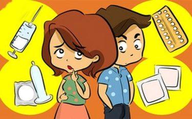 Tuyển tập 12 cách tránh thai an toàn, hiệu quả, không tác dụng phụ