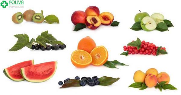 Vitamin C giúp tăng cường sinh lý nữ