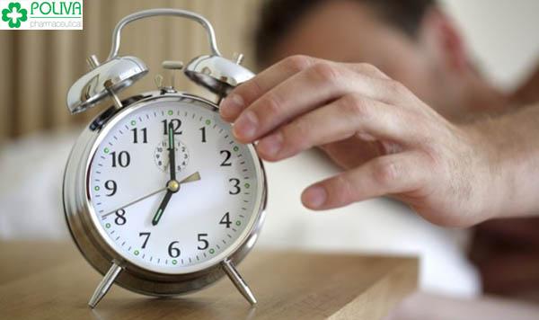 Yếu sinh lý nam do ngủ không đúng tư thế