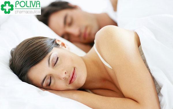 """Sau khi """"ân ái"""" xong, phụ nữ sẽ thèm ngủ nhiều hơn và muốn ngủ ngay lập tức"""