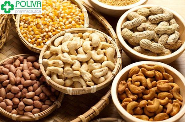 Các loại hạt được ví như thuốc tăng chất lượng tinh trùng