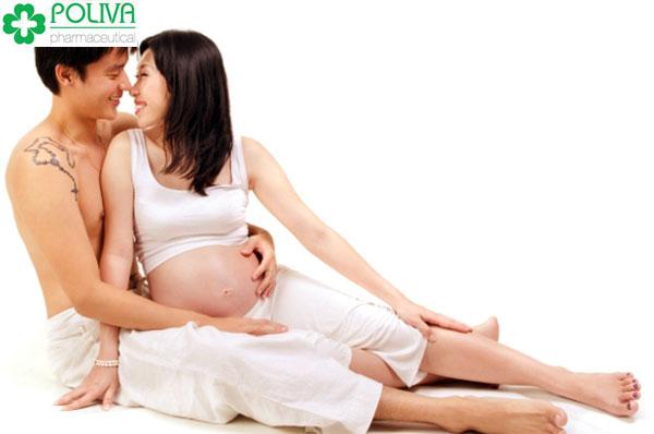 Quan hệ khi mang thai thế nào cho an toàn
