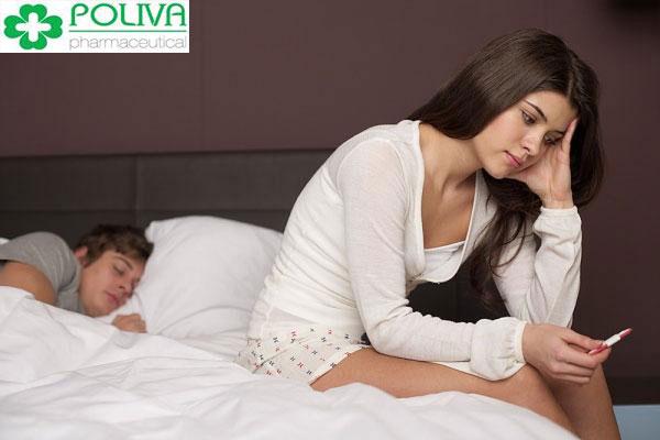 Uống thuốc tránh thai vẫn có thai