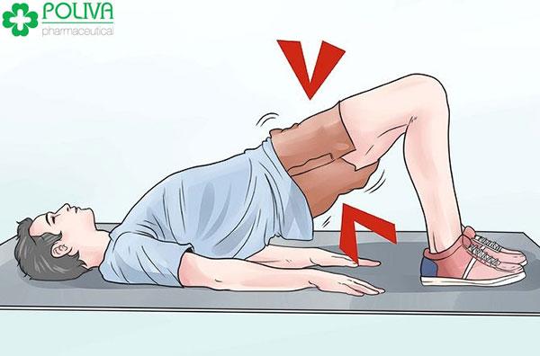 Bài tập kegel cho nam