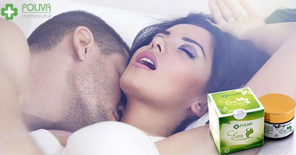 Viên uống tăng nội tiết tố Poliva Eva