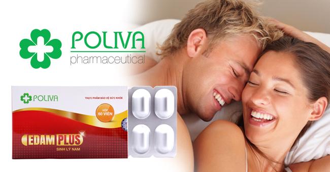 Poliva Edam Plus giúp hạn chế và làm chậm quá trình mãn dục nam là phương pháp an toàn và hiệu quả