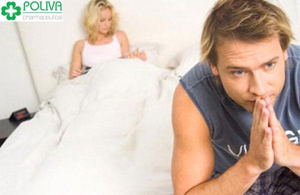 Nguyên nhân chính gây ra bệnh mãn dục nam là sự suy giảm Testosterone