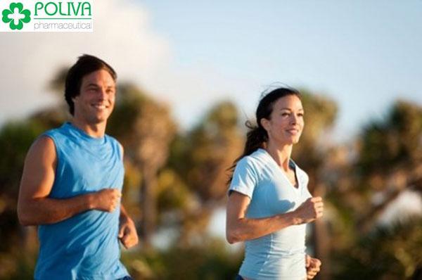 Chăm chỉ vận động và tập luyện thể dục thể thao là cách đẩy lùi mãn dục nam