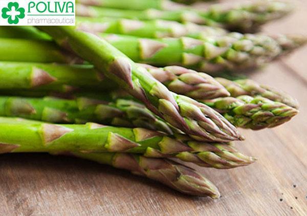 Măng tây là thực phẩm giàu dinh dưỡng đồng thời là một dược liệu quý tốt cho đàn ông yếu sinh lý