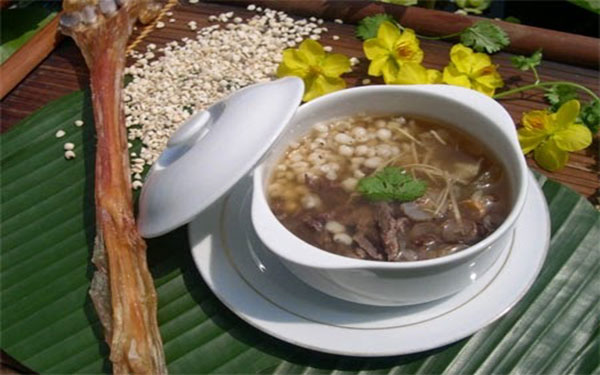 Những món ăn bổ dưỡng chữa di tinh, mộng tinh
