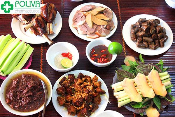 Các món ăn từ thịt cho vừa giúp bổ thận sinh tinh, vừa tăng cường sinh lý một cách hiệu quả