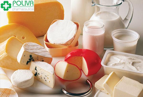 Chất béo có trong sữa tác động trực tiếp tới các hormone giới tính trong cơ thể