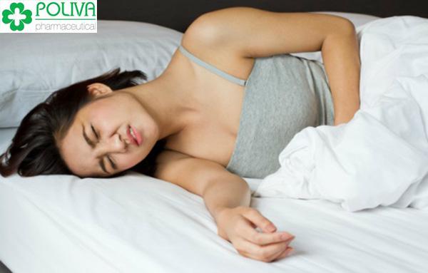 Việc đau bụng dưới có liên quan đến ham muốn, sự hưng phấn, ảnh hưởng trực tiếp đến chất lượng cuộc yêu