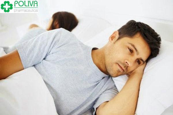 Yếu tố tâm lý là một trong những nguyên nhân chính dẫn đến rối loạn sinh lý nam
