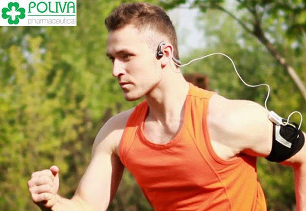 Tập luyện thể thao có hiệu quả rất tốt trong việc điều trị rối loạn sinh lý ở nam giới