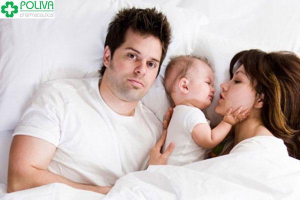 Phụ nữ sau sinh khó có thể đạt khoái cảm