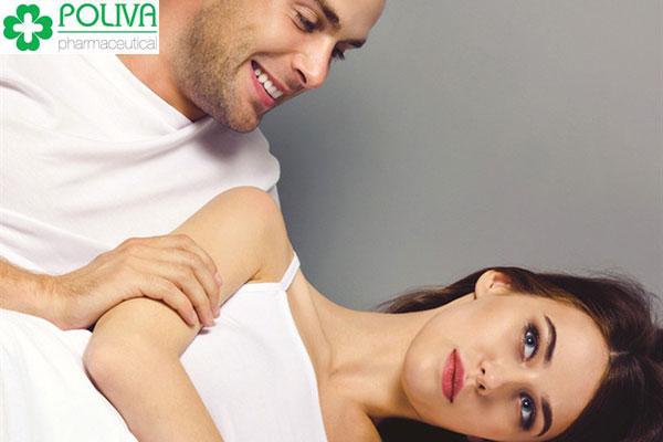 Lo âu, tress kéo dài có ảnh hưởng tiêu cực đến chuyện yêu