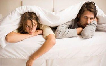 Không có cảm xúc khi quan hệ với chồng nguyên nhân do đâu?