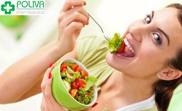 Chế độ ăn uống và lối sống khoa học sẽ giúp giảm mỡ máu