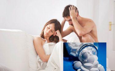 Một số loại thuốc chữa bệnh gây rối loạn cương dương