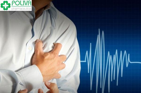 Bệnh tim mạch có ảnh hưởng lớn đến sinh lý nam giới