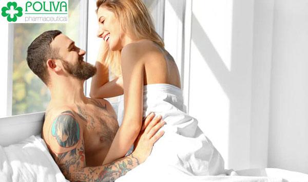 Đàn ông thích những điều mới mẻ khi yêu