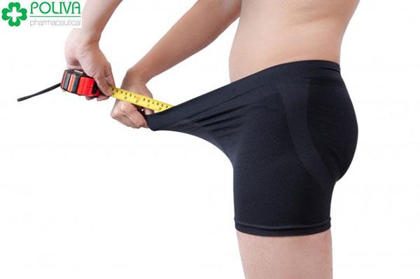 Dương vật ngắn và nhỏ lại mang đến sự an toàn nhất cho phụ nữ
