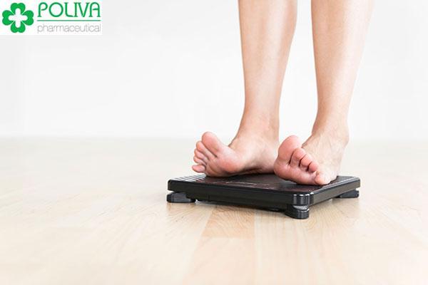 Bạn có thể bị sụt cân khi ngừng thuốc tránh thai