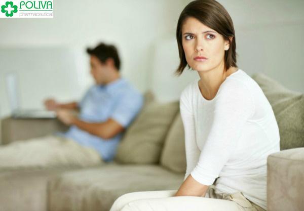 Yếu sinh lý là nguyên nhân phổ biến dẫn đến việc quan hệ không có cảm giác.