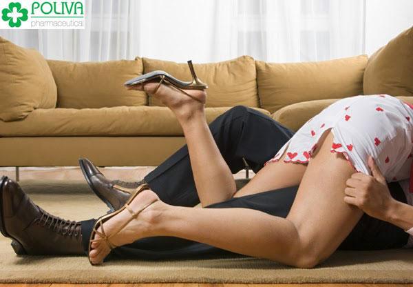 Thủng cùng đồ là hiện tượng bị ra máu ở âm đạo kềm theo cảm giác vô cùng đau đớn ở nữ giới
