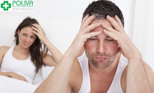 Làm việc quá sức cũng là nguyên nhân khiến các cặp vợ chồng ngại yêu