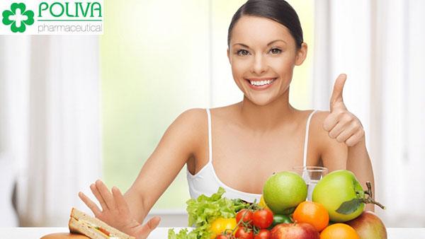 Giữ vệ sinh sạch sẽ và ăn uống khoa học giúp vượt qua ngày đèn đỏ thật nhẹ nhàng