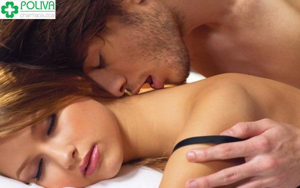 Đàn ông đều muốn được đáp lại sau khi dạo đầu cho người tình.
