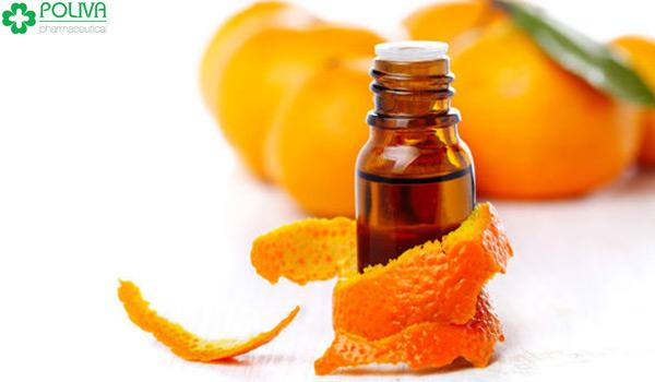 Kích thích ham muốn bằng mùi hương tinh dầu cam