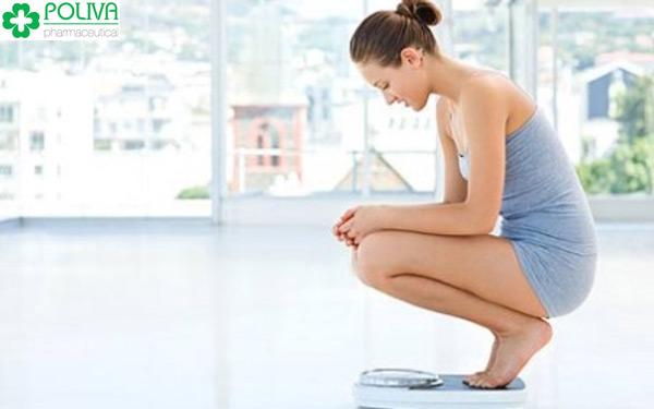 Sau phá thai cân nặng của phái nữ ít nhiều có sự biến động.