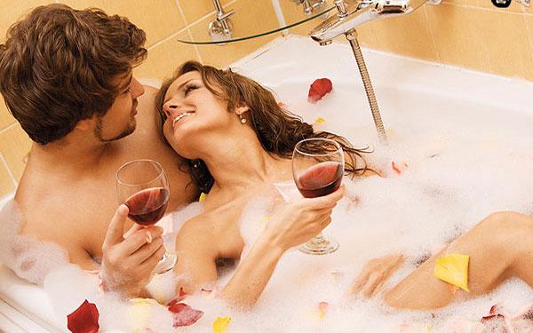 Thăng hoa với làm tình trong nhà tắm