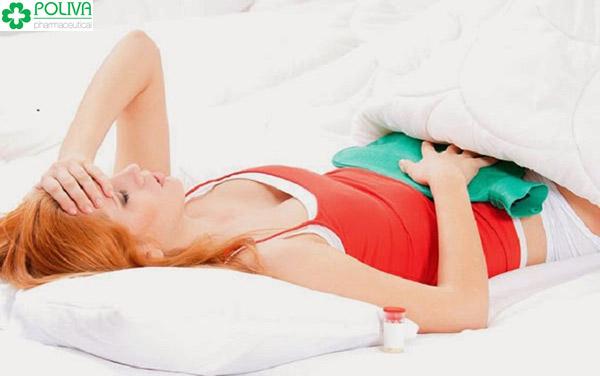 Cấy que tránh thai bị rong kinh, mất kinh là hiện tượng dễ gặp
