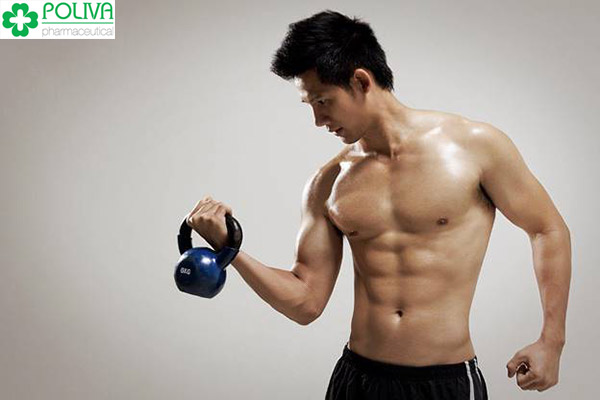 Luyện tập thể dục thể thao giúp cơ thể khỏe khoắn hơn