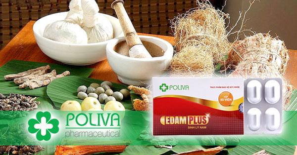 Poliva Edam Plus - một sản phẩm hoàn hảo của mọi quý ông.